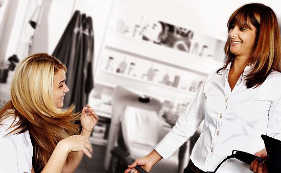 Gezichtsbehandeling Beautysalon Esthera